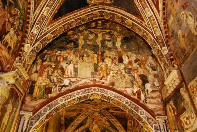 Sacro Speco - Crocifissione