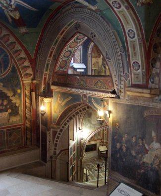 Monastero di San Benedetto - Scala Santa