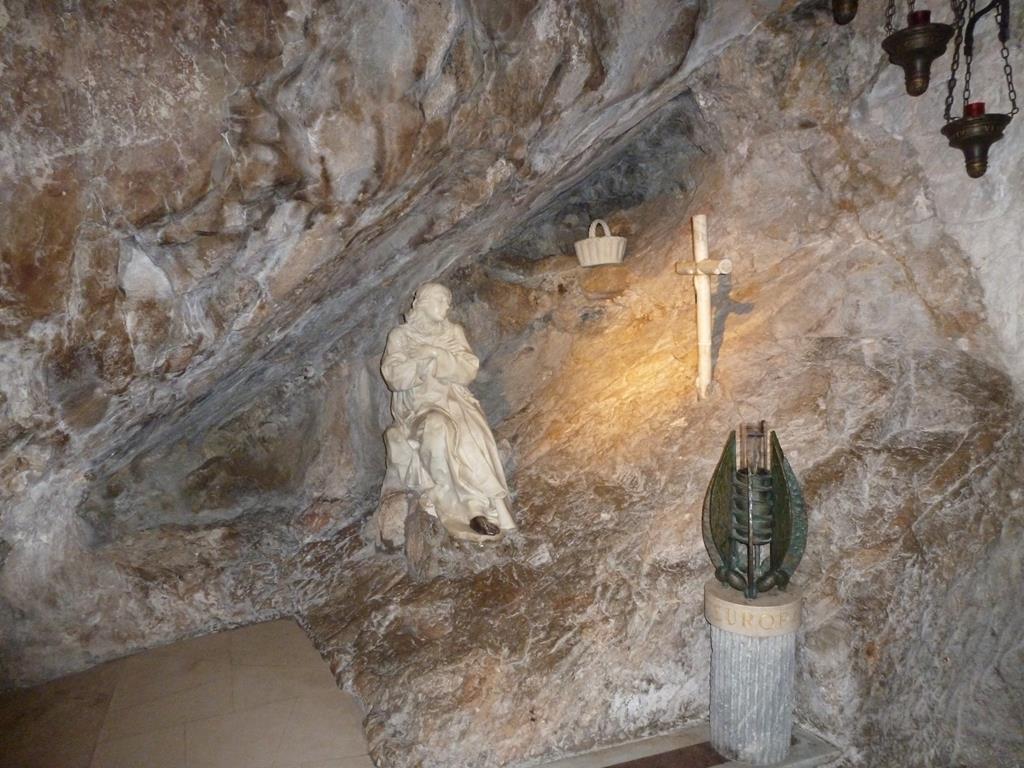 Image result for Sacro Speco Subiaco Photos